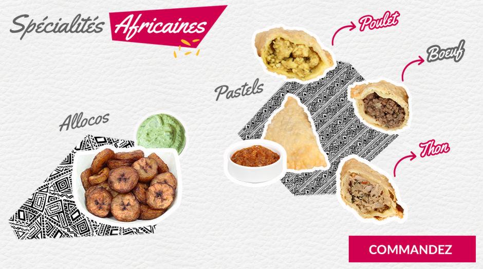 Mama rice restaurant africain cuisine africaine - Specialite africaine cuisine ...